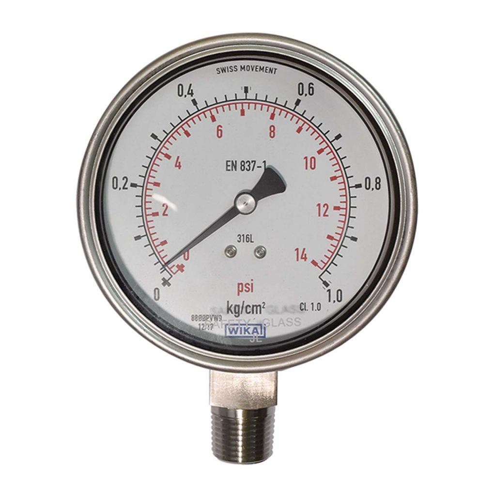 jual pressure gauge murah